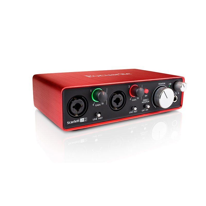 interfejs audio usb