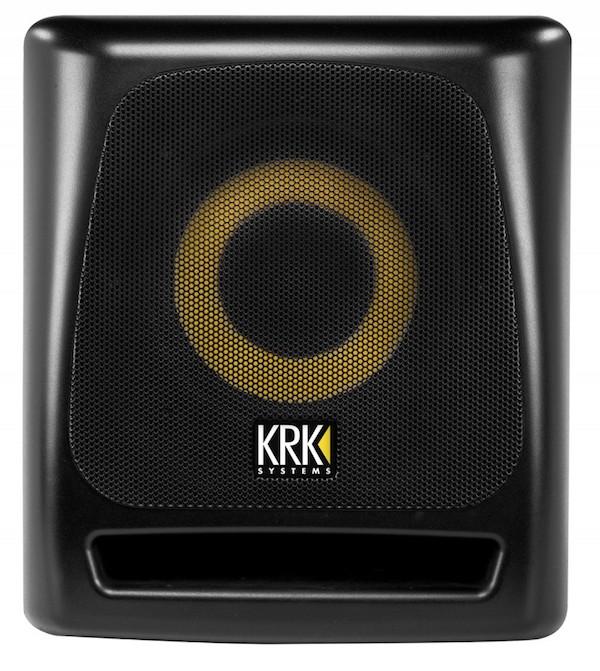 Odsłuchy studyjne KRK – KRK 8s