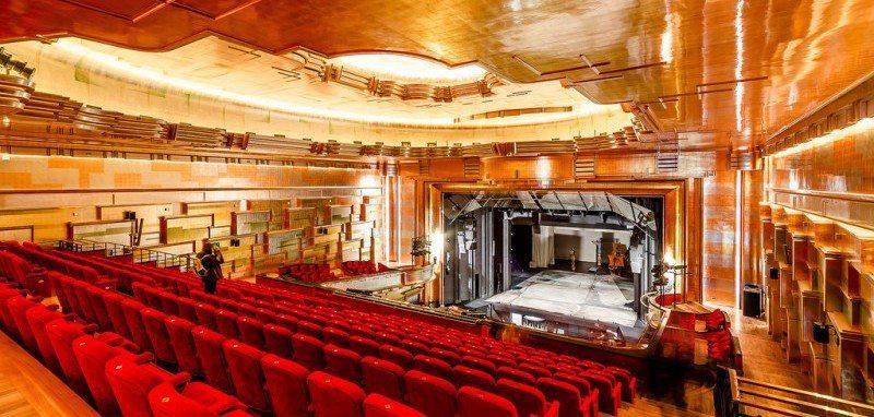 Teatr Muzyczny Capitol We Wrocławiu Audiotech
