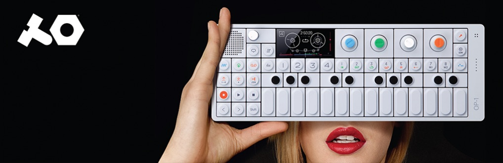 TEENAGE ENGINEERING OP-1 – SYNTEZATOR, SAMPLER, RADIO FM, KONTROLER MIDI