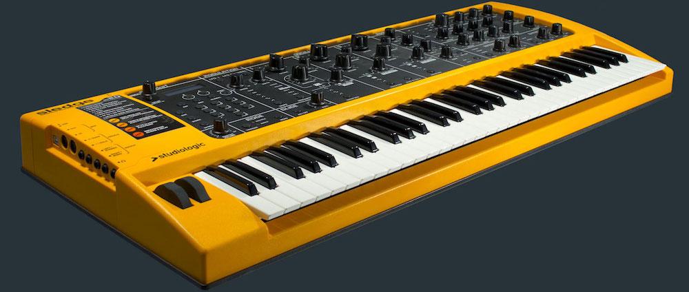 Syntezator polifoniczny Sledge 2.0