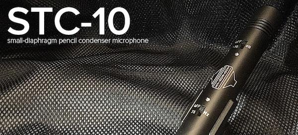 Mikrofon pojemnościowy Sontronics STC-10