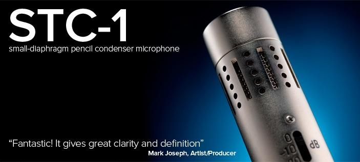 Sontronics STC-1 – mikrofon pojemnościowy