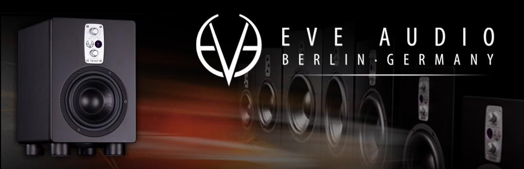 Eve Audio TS107 – subwoofery studyjne Eve Audio