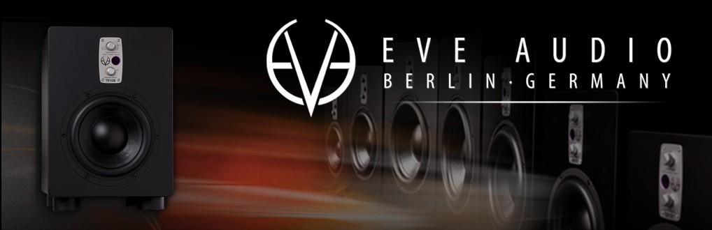 Eve Audio TS108 – subwoofery studyjne EVE Audio