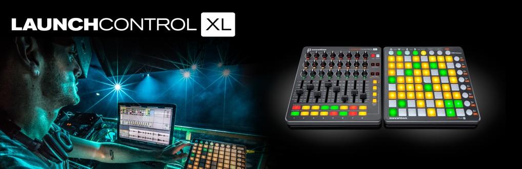 LAUNCH CONTROL XL – KONTROLER MIDI DO TWOJEGO DAW