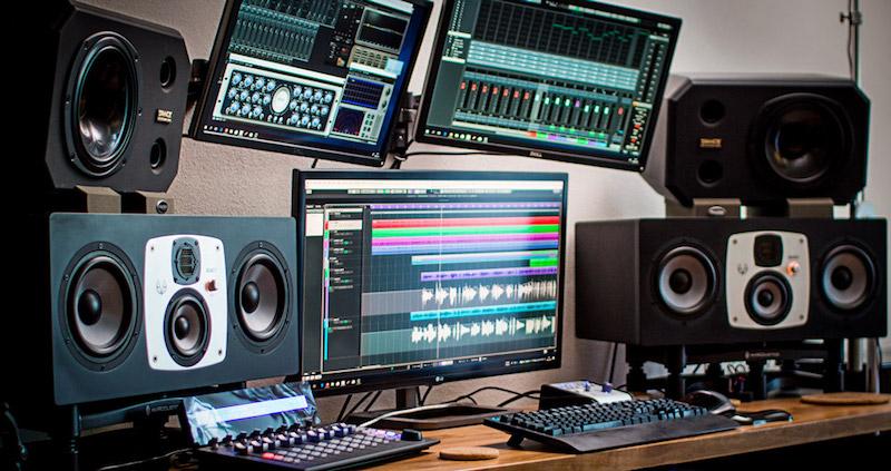 Eve Audio SC407 – monitory 4-drożne Eve Audio