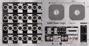 Stagebox analogowy SSL ML32.32