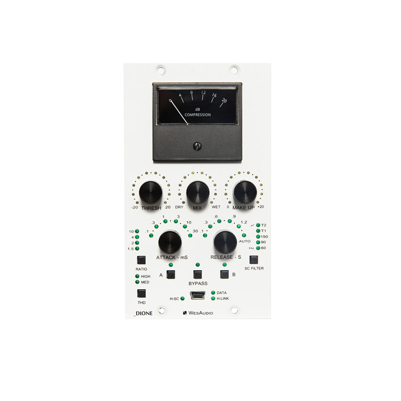 analogowy kompresor
