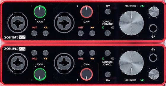 Interfejs audio Scarlett 2i2 3rd Gen