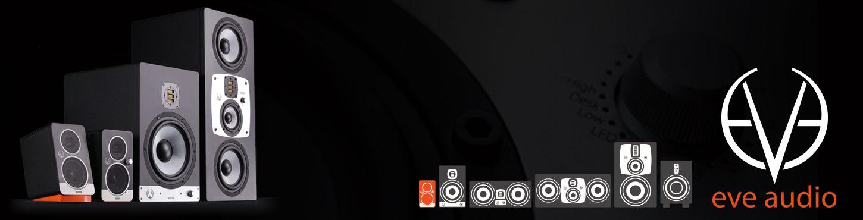 Monitory studyjne Eve Audio - SC207 i SC305