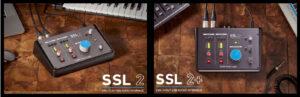 SOLID STATE LOGIC SSL 2+ – TO COŚ WIĘCEJ NIŻ TYLKO INTERFEJS AUDIO SSL