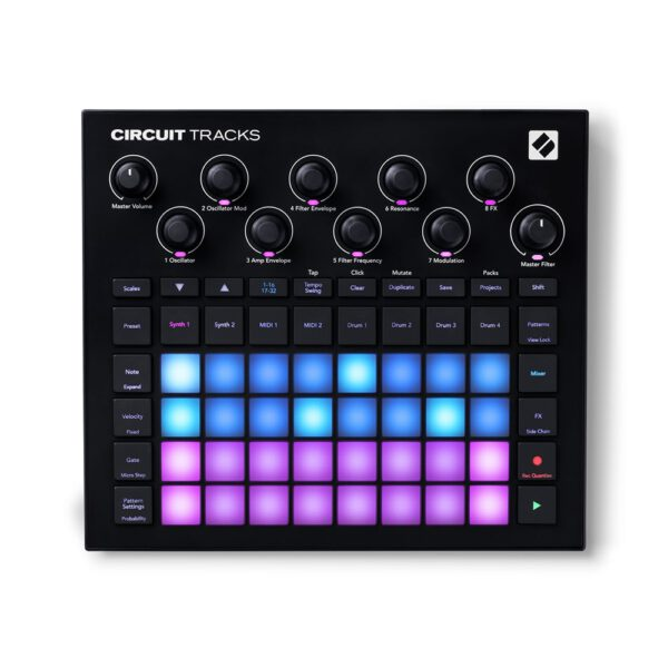 groovebox-novation-circuit-tracks-panel-overhead