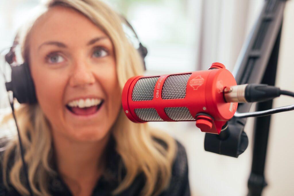 sontronics podcast pro czerwony