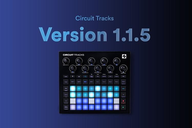Novation Circuit Tracks 1.1.5