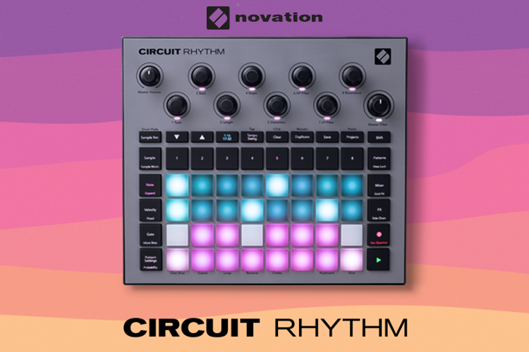 Novation Circiut Rhythm