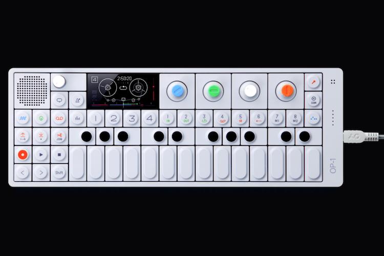 OP-1 przesyłanie audio usb - 2